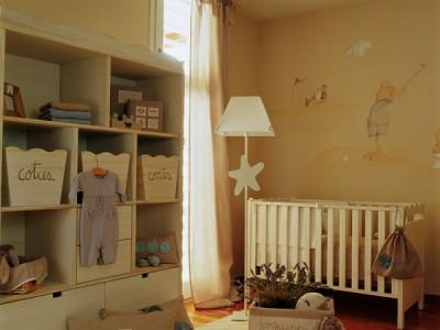 Decoraci n de habitaciones de beb en barcelona y madrid - Habitaciones bebe barcelona ...
