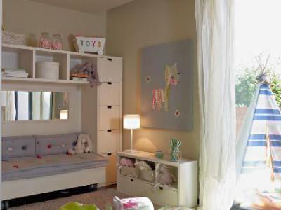 Decoraci n de habitaciones infantiles en barcelona y madrid bona nit - Habitaciones infantiles barcelona ...