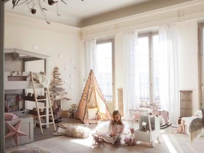 Habitaciones Infantiles Para Ninas Bona Nit - Imagenes-habitaciones-infantiles