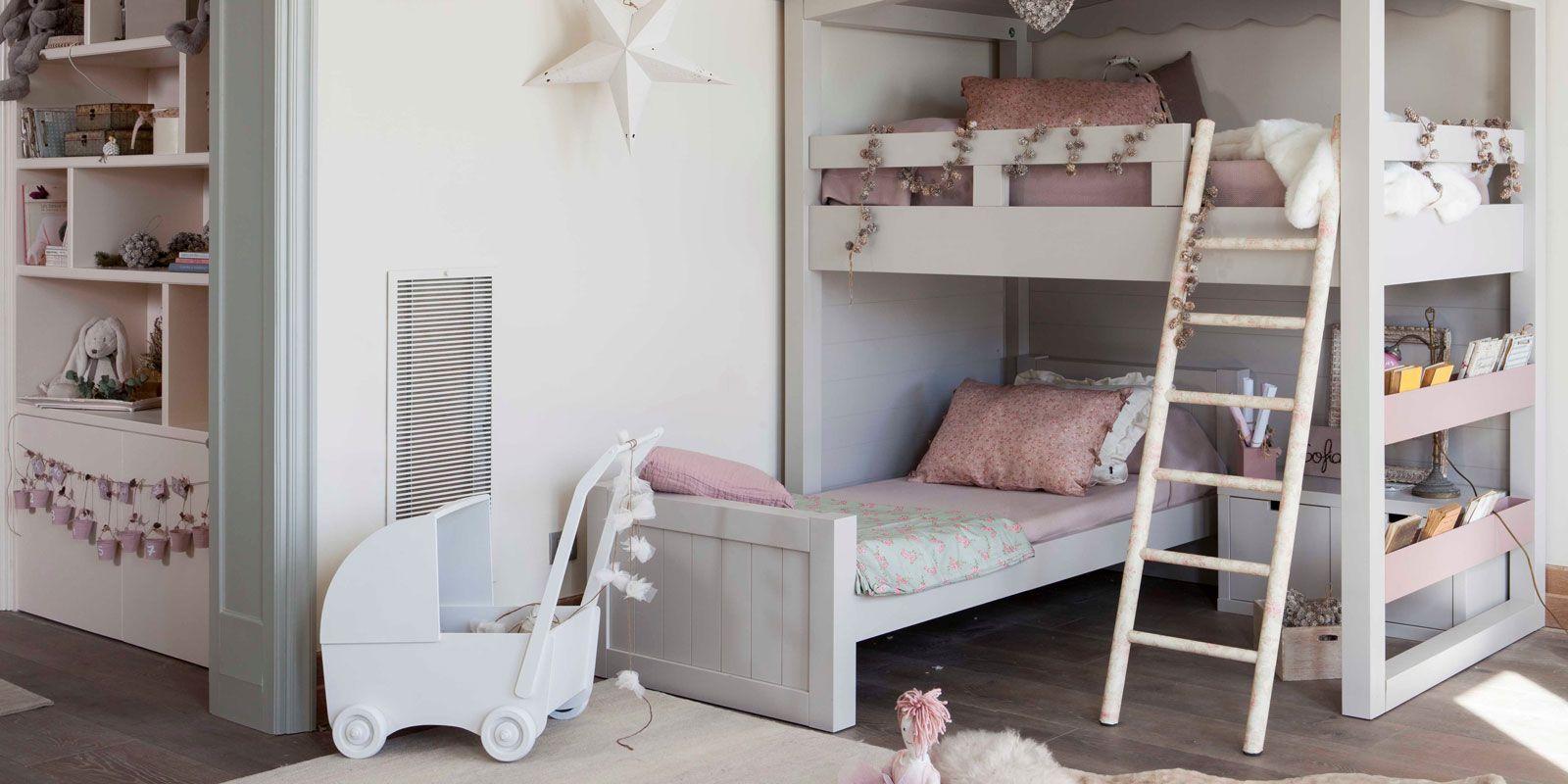 Decoracion De Habitaciones Infantiles Juveniles Y De Bebe Bona Nit - Imagenes-habitaciones-infantiles